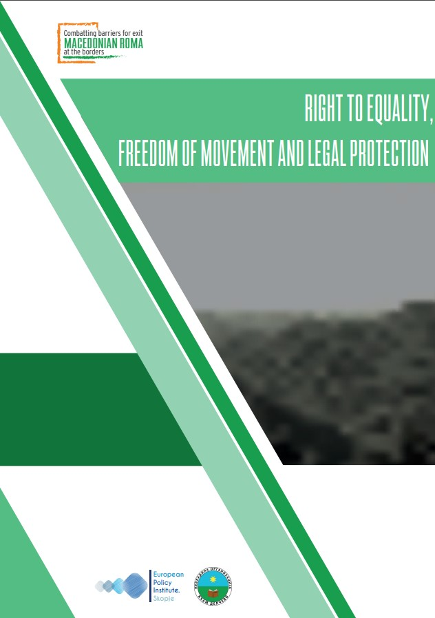 Right of Free Movement Over Borders – Experiences of Legal Aid