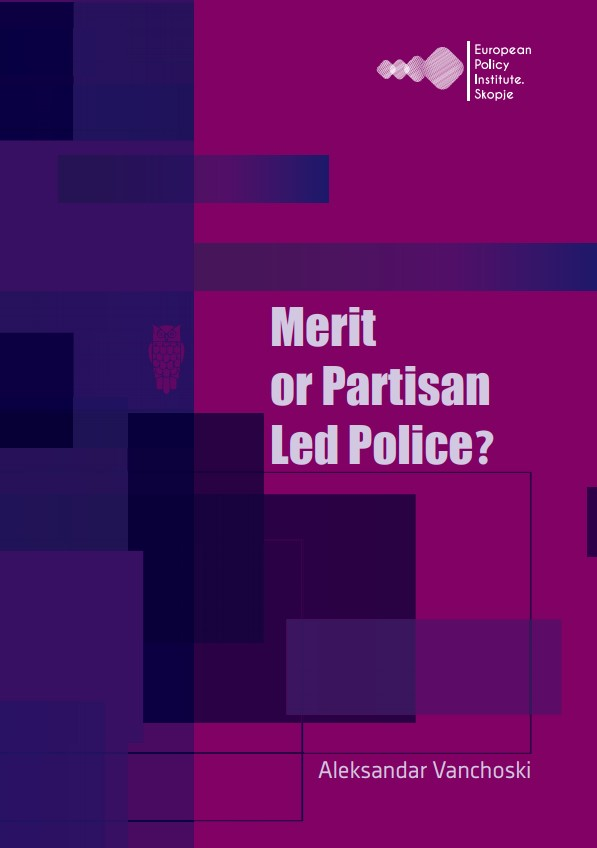 [policy brief] Merit or Partisan Led Police?