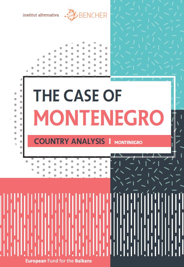 (BENCHER) 2016 Montenegro country analysis: The case of Montenegro