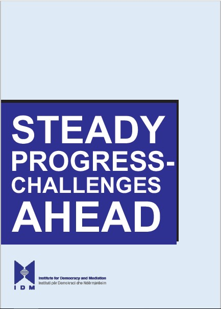 Albania: Steady Progress-Challenges Ahead