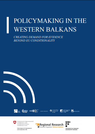 [CEPS WEB] Policymaking in the Western Balkans