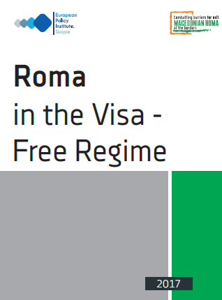 [Policy paper] Roma in the Visa – Free Regime