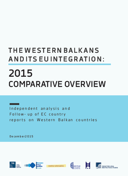 The Western Balkans and its EU Integration in 2015: Comparative Overview