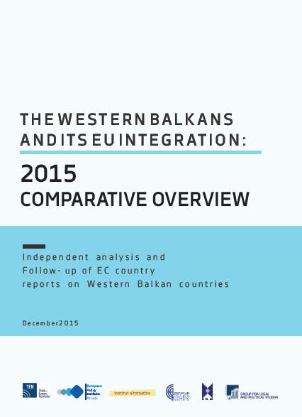 Западниот Балкан и неговата ЕУ интеграција во 2015: компаративен преглед [АНГ]