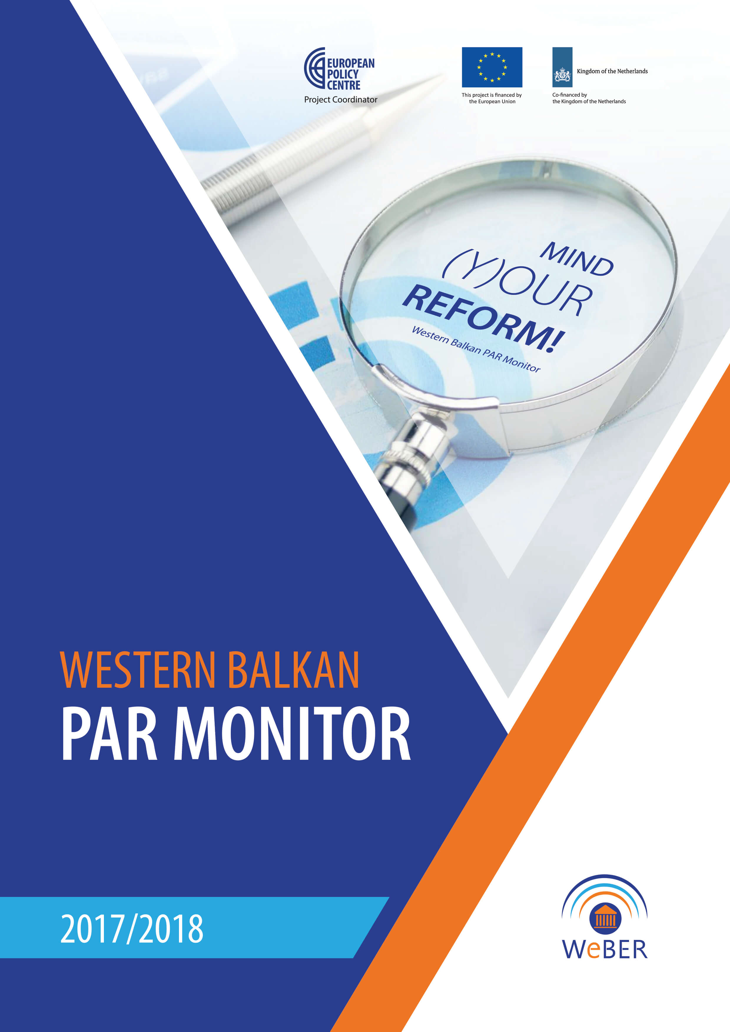 Следењето на РЈА во Западен Балкан - извештај за 2017/2018