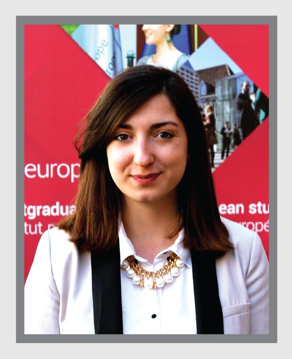Aleksandra Ivanovska - bashkëpunëtore e jashtme
