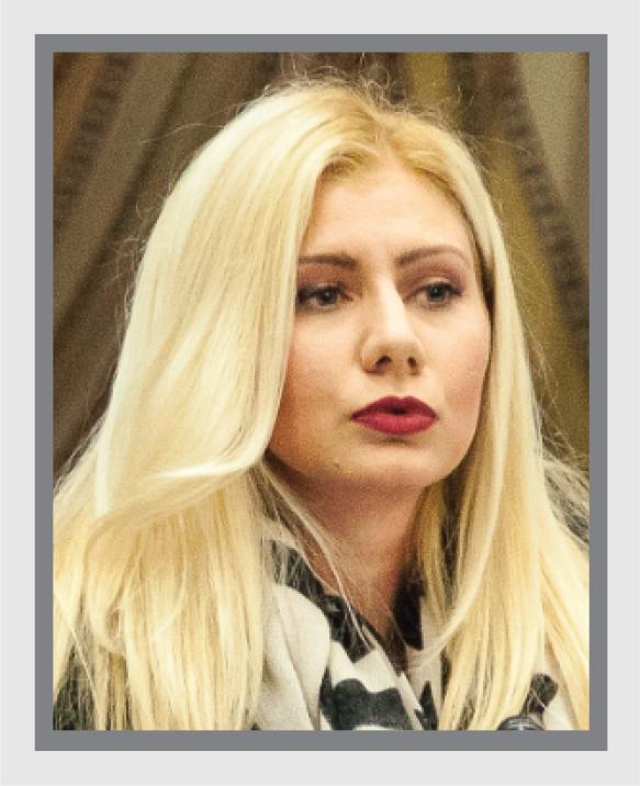 Ардита Абази Имери - програмски координатор