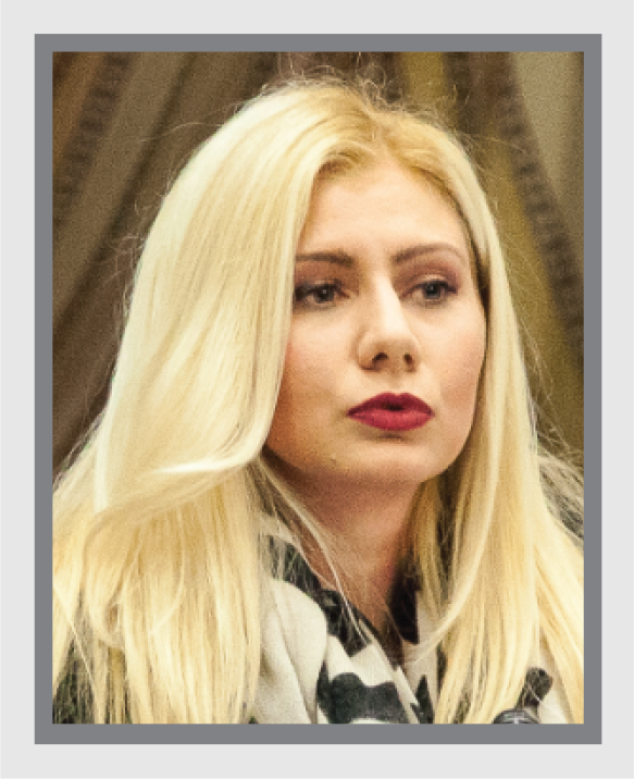 Ardita Abazi Imeri - koordinatore programi