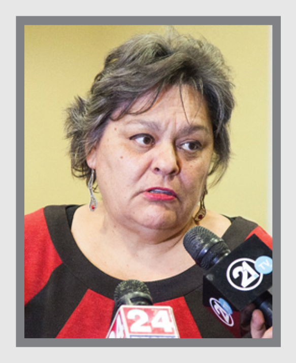D-r. Malinka Ristevska Jordanova - anëtare e Bordit Menaxhues të EPI