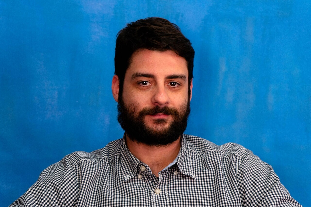 Angel Mojsovski - hulumtues në Institutin për politikë evropiane