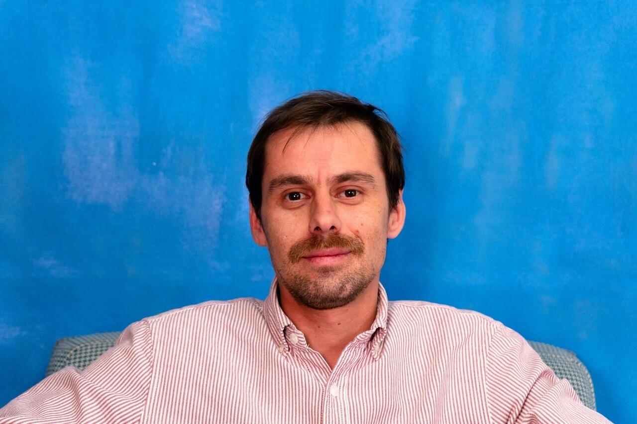 Dejan Ristovski - oficer financash