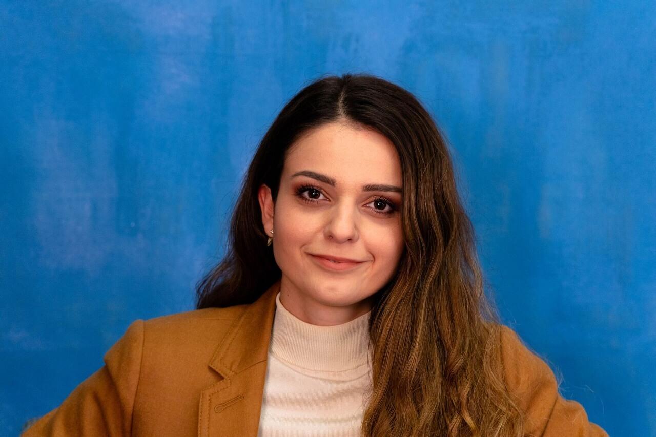 Ардита Вејсели - проектна асистентка