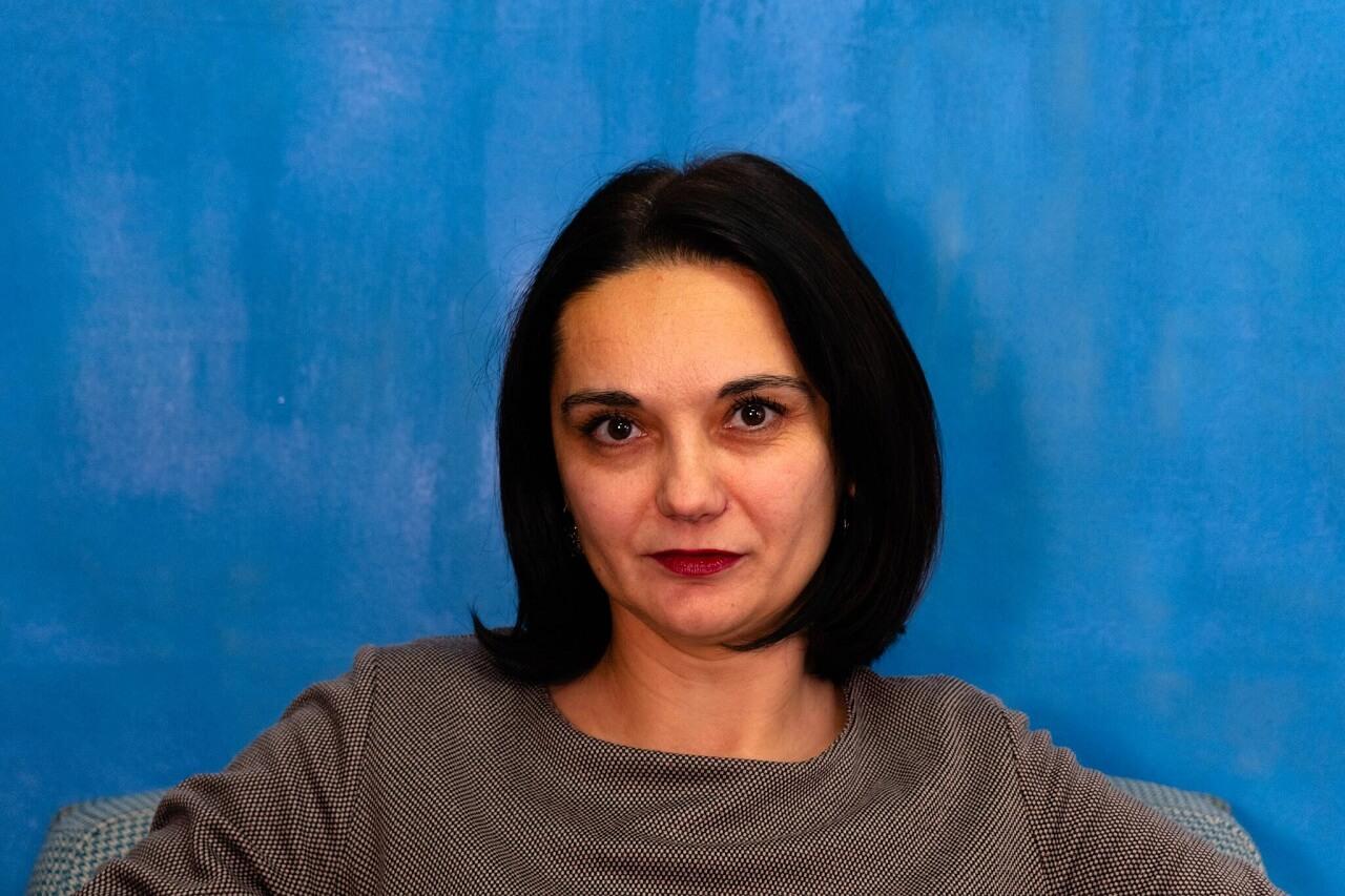 Васка Ристовска - административна службеничка