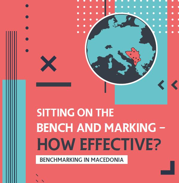 [Benchmarking in Macedonia] Sitting on the bench and marking – How effective?