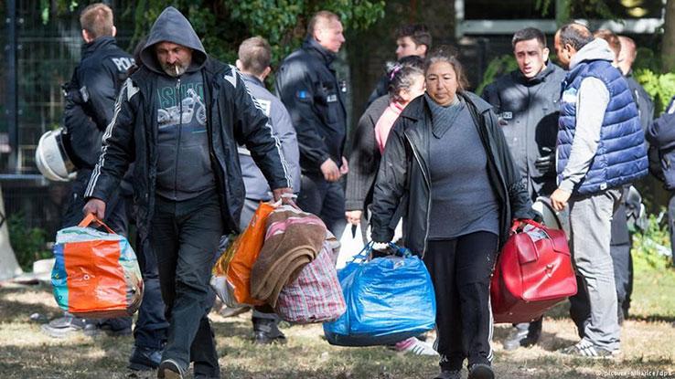 """Реинтеграција на Ромите повратници: вклучување на """"непосакуваните"""""""