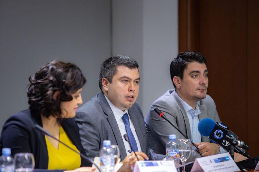 Бојан Маричиќ - шеф на технички преговарачки тим