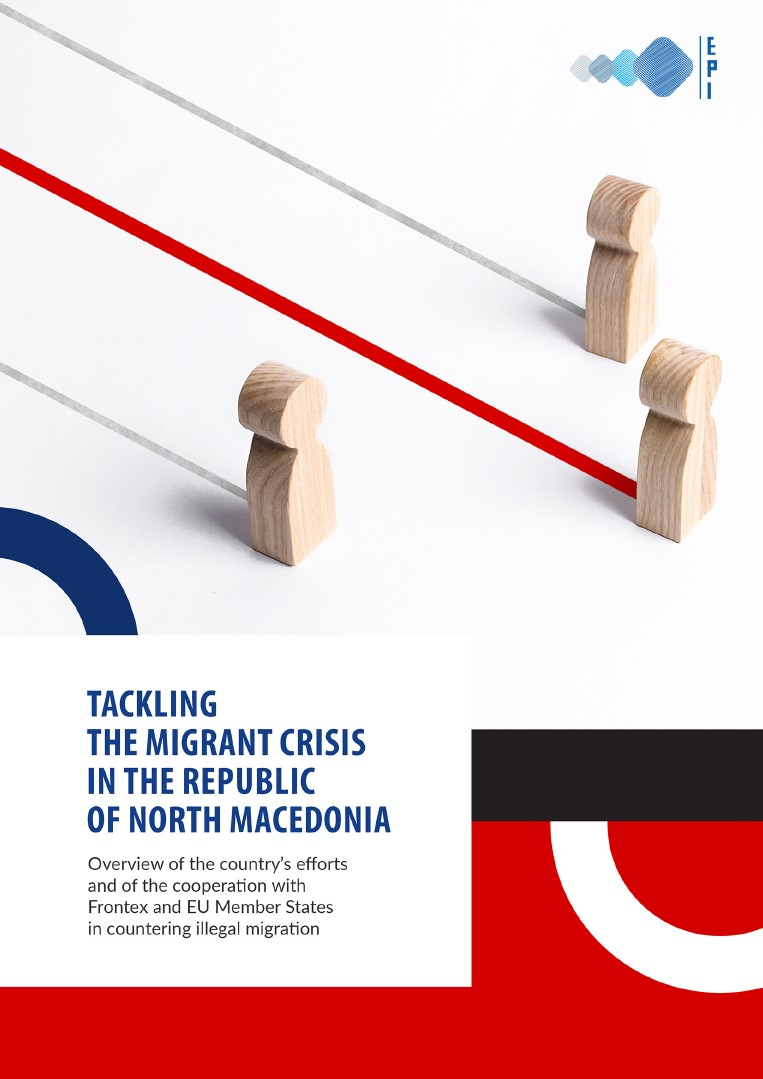 Tackling the Migrant Crisis in the Republic of North Macedonia