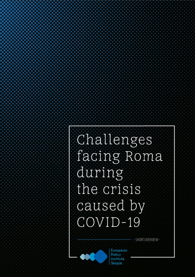 Challenges facing Roma during the crisis caused by COVID-19