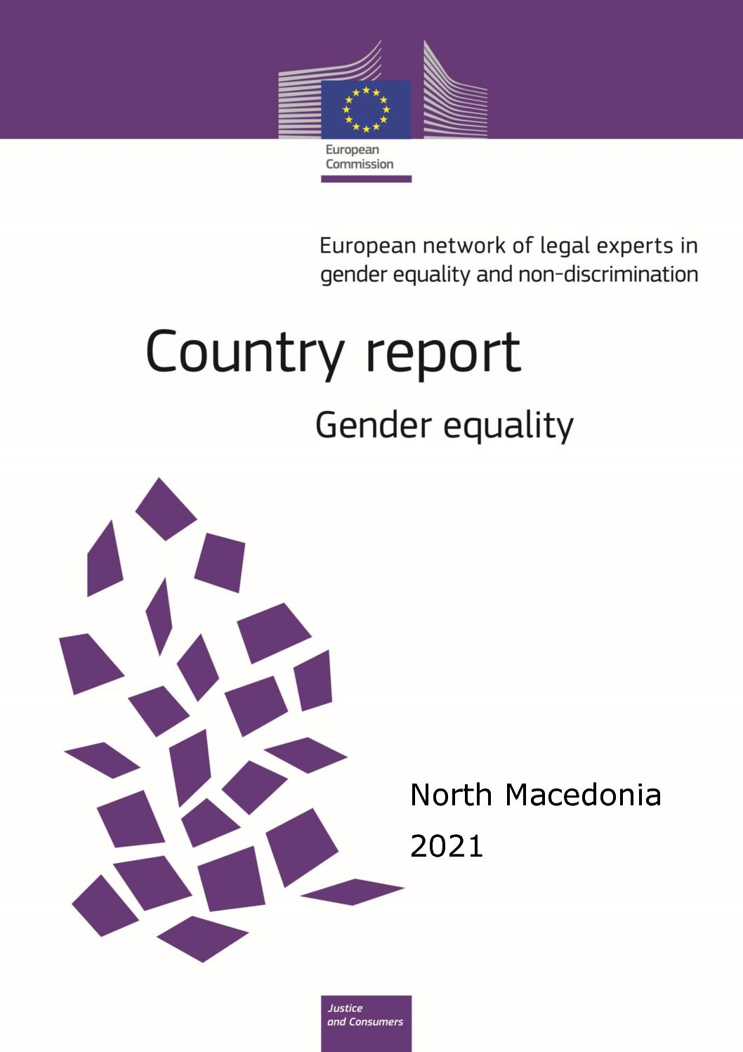 North Macedonia – Country report gender equality 2021