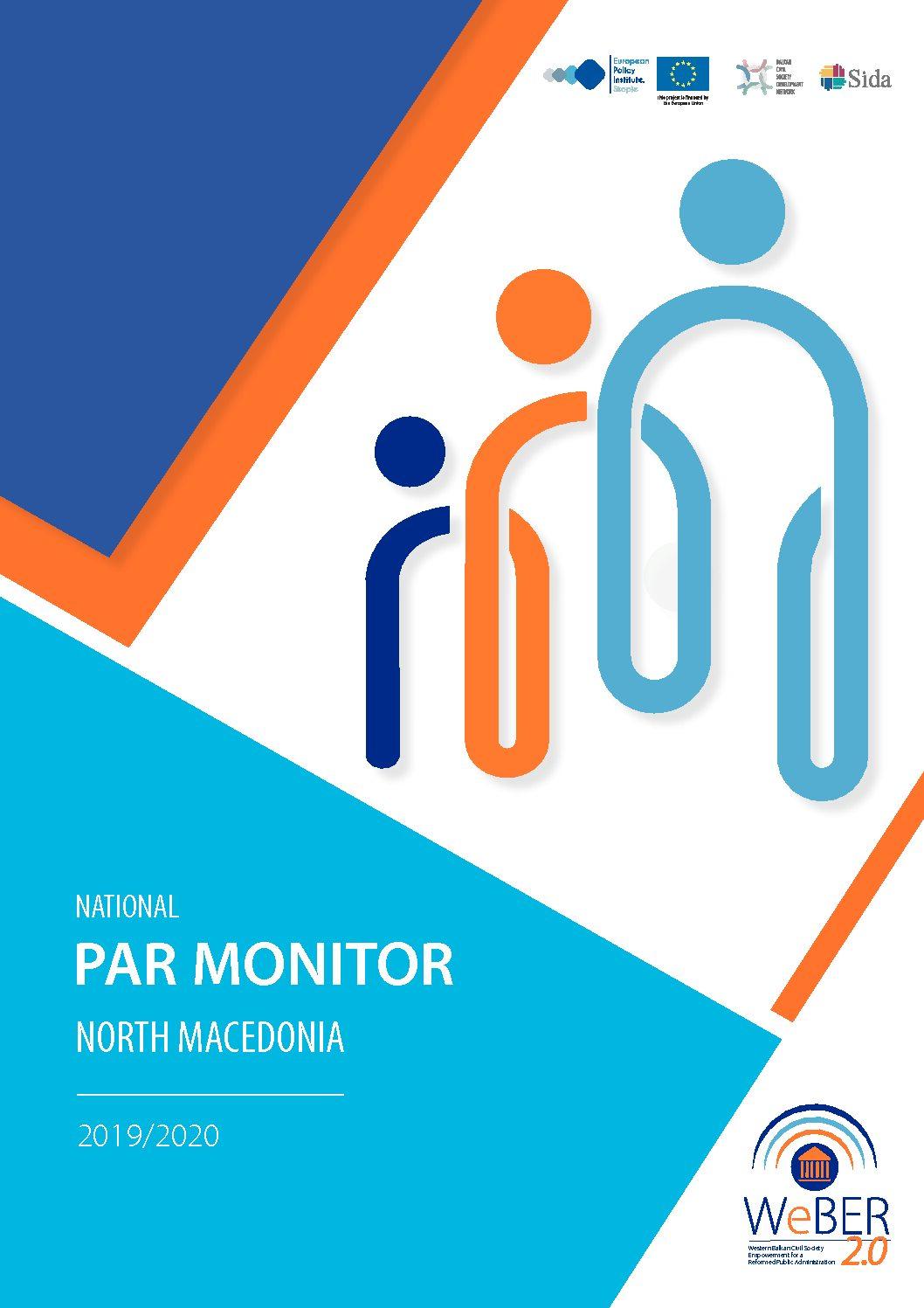 National PAR Monitor – North Macedonia 2019/2020