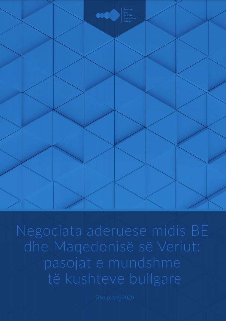 Negociata aderuese midis BE dhe Maqedonisë së Veriut: pasojat e mundshme të kushteve bullgare